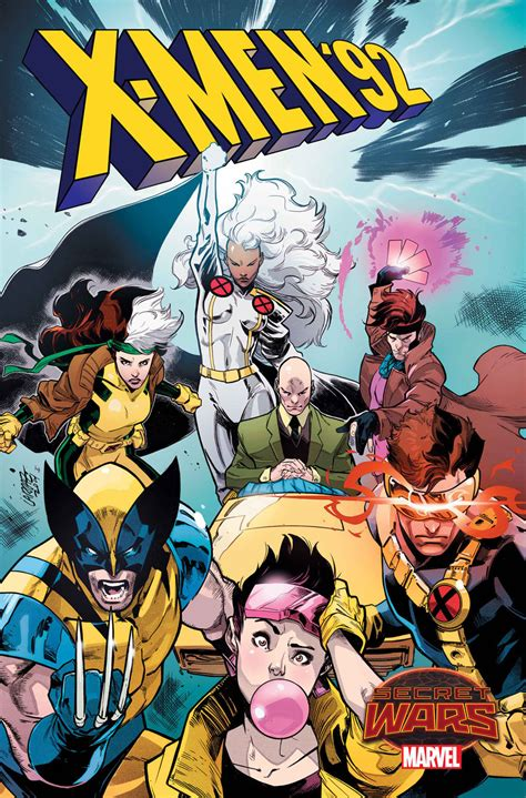 X-Men '92 Issue 1 Perfectly Captures the X-Men of Our